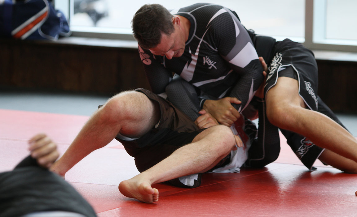 No Gi Submission Grappling