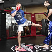{Private MMA Lessons / Personal Fitness Training}