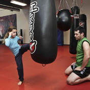 {Kids Muay-Thai/ Kickboxing}