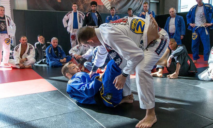 {Introduction to Brazilian Jiu-Jitsu (BJJ)}